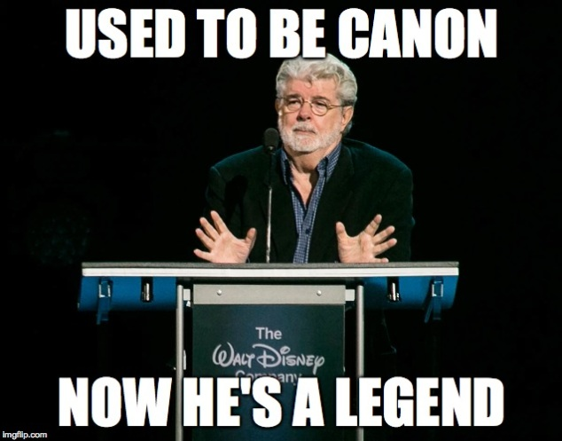 george canon legend