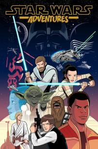 Star Wars Adventures IDW