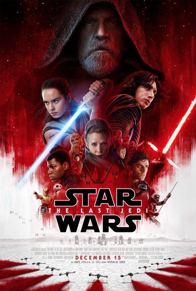 The Last Jedi final poster