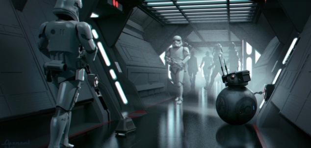 BB-8 undercover