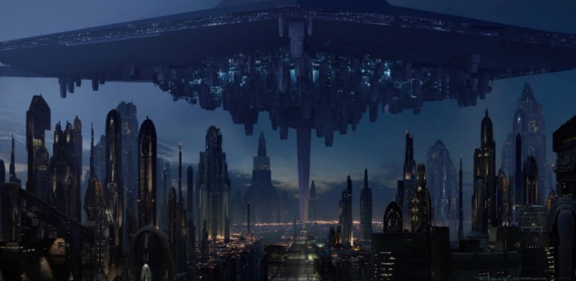 first order coruscant