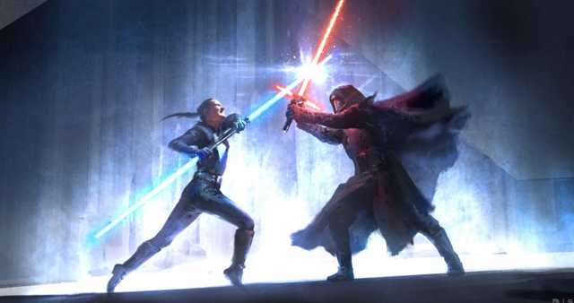 Rey-vs-Kylo-Ren-on-Mortis